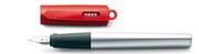 Lamy nexx red<br>Prizma Tasarımlı Dolma kalem - 2 Farklı Uç Seçeneği