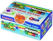 Nova Color Parmak Boyasi 25cc 6 li Nc-138