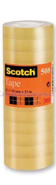 Scotch Bant Selefon 12mmx33m 12 Li Paket 508