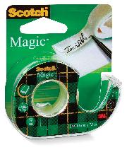 Scotch Bant Magic 19mmx7.5m Kesicili 810d 8-1975 D
