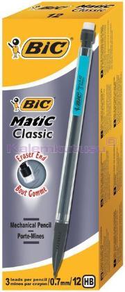 Bic Versatil Kalem Bicmatic Grip 05 12 Li 890283