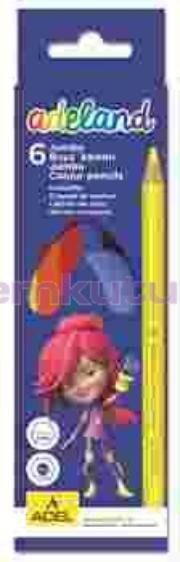 Adeland Kuruboya Jumbo6 Renk Tam Boy 540100