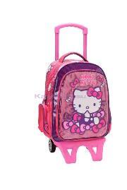 Hakan Çanta Okul Çekçek Hello Kitty 86004