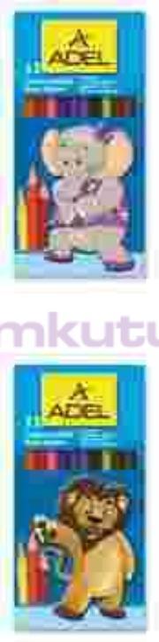 Adel Kuruboya 12 Renk Tam Boy 315000