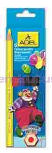 Adel Kuruboya Jumbo 9540 6 Renk Tam Boy 540000
