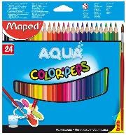 Maped Kuruboya Aqua Color Peps 24 Lü 836013zv