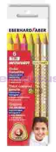 E.f Kuruboya Üçgen Tri Win. Neon 6 Renk 518306