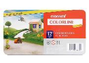 Mon Ami Kuru Boya Color Line 12 Renk 4161