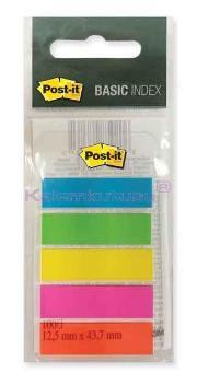 Post-it Işaret Bandi 5 Renk X 20 Adet 683-5ee