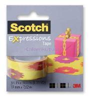 Scotch Bant Dekoratif 19mmx7,62m C214-p1