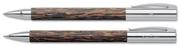 Faber-Castell Ambition Hindistan Cevizi Ağacı Rollerkalem + M.Kurşunkalem - cocos