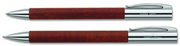 Faber-Castell Ambition Armut Ağacı Tükenmezkalem + M.Kurşunkalem - pearwood