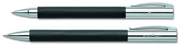 Faber-Castell Ambition Mat Siyah Rollerkalem + M.Kurşunkalem - matte black