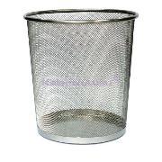 Kembs Çöp Kovasi File K5002 Gümüş