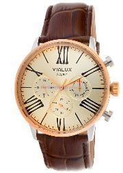 Vialux Erkek Kol Saati - Vx612t-10kr