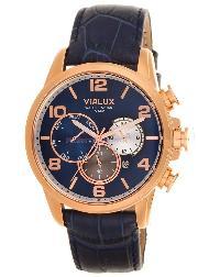 Vialux Erkek Kol Saati - Vx635r-11nr