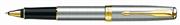 PARKER SONNET RD Saten Çelik/Altın İnce Roller kalem