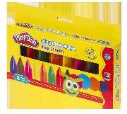 Play-doh Bigy Crayon 8 Renk Play-cr012