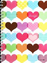 Morning G. Defter Index Love Sert Kp.1644