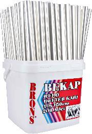 Brons Defter Kabi Rulo 40x150 Şeffaf Br-463
