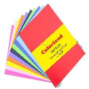 Colorland Fon Kartonu 50x70 10renk 160gr Net Fon02