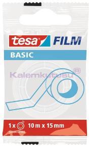 Tesa Bant Şeffaf Görünmez Basic 10mx15mm 58554
