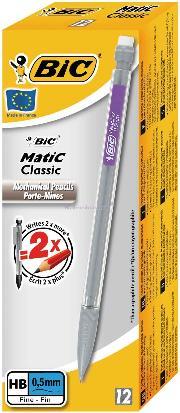 Bic Versatil Kalem Bicmatic Klasik 05 12 Li 820958