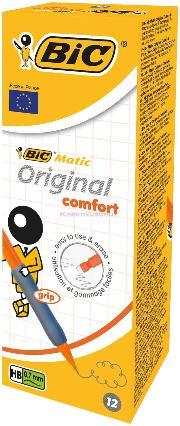 Bic Versatil Kalem Matic Grip 0.7mm 12 890284