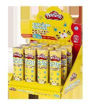 Play-doh Kuruboya Jumbo Üçgen Tüp 12 Renk Ku006