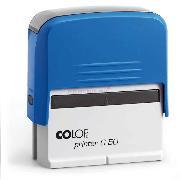 Colop Kaşe Compact C50 Mavi 15314106