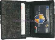 Kejea T-165 Siyah Deri Kart Cüzdani 15307710
