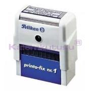 Pelikan Kaşe 18x47 Printo-fix St1 5 Satir 310029