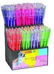 Pensan Tükenmez My-pen Renkli 130 Lu 2211