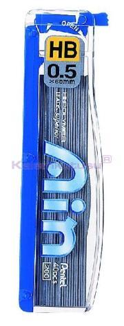 Pentel Min Hi-polymer Ain Stein 0.5 Mm C255-2b