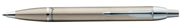 PARKER I.M. PARLAK LAKE BRUSHED METAL CT TÜKENMEZ KALEM
