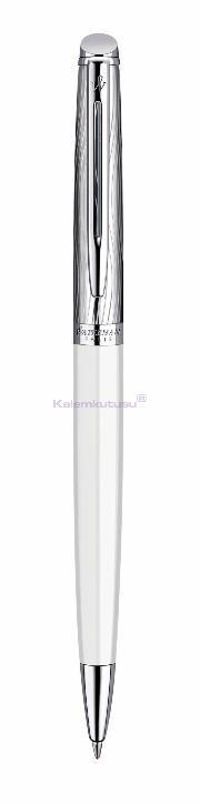 Waterman Tükenmez Hemisphere Beyaz Delux 921310