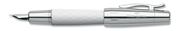 FABER-CASTELL E-MOTION RHOMBUS DOLMA KALEM - beyaz
