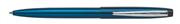 Scrikss F108 Star Parlak Krom Tükenmezkalem - Metalik Gece Mavi