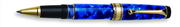 AURORA OPTIMA Auroloide Blue/Gold Damarlı Sedef Rollerkalem