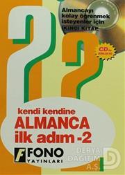 FONO / ALMANCA İLK ADIM 2 CDLİ
