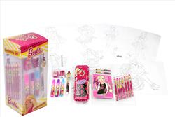 Dolphin Kirtasiye Seti Barbie B-3786