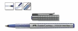 Faber Roller Kalem Vision 1466 Mavi 146651