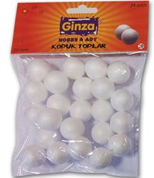 Ginza Köpük Top 20 Mm 24 Lü Gn-1323