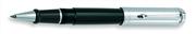 AURORA TALENTUM Chrome Parlak Lake Doğal Reçine/Krom Büyük Roller Kalem