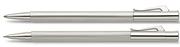 Graf von Faber-Castell Slim Line Paladyum İnce Tükenmez Kalem + Versatil Kalem Set