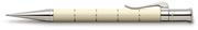 Graf von Faber-Castell Anello Ivory Resin/Platin 0.7mm Mekanik Kurşunkalem