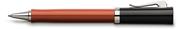 Graf von Faber-Castell Intuition Terra Tek Parça Reçine/Platin El Yapımı Roller Kalem