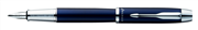 Parker I.M. PARLAK ROYAL MAVİ KROM/SS DOLMA KALEM - royal blue ssct