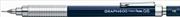 Pentel GRAPH600 MEKANİK KURŞUN KALEM - Lacivert/0.5mm