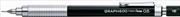 Pentel GRAPH600 MEKANİK KURŞUN KALEM - Siyah/0.5mm